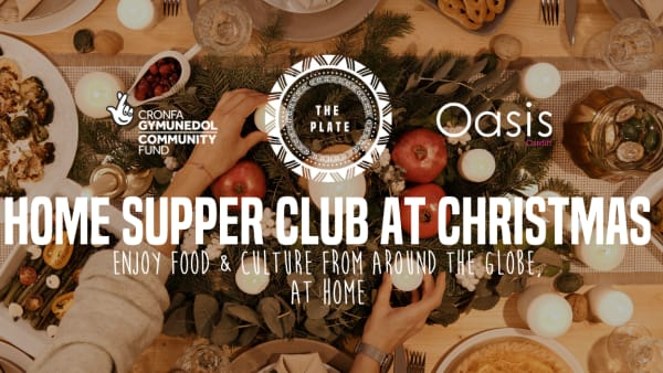 HOME SUPPER CLUB AT CHRISTMAS